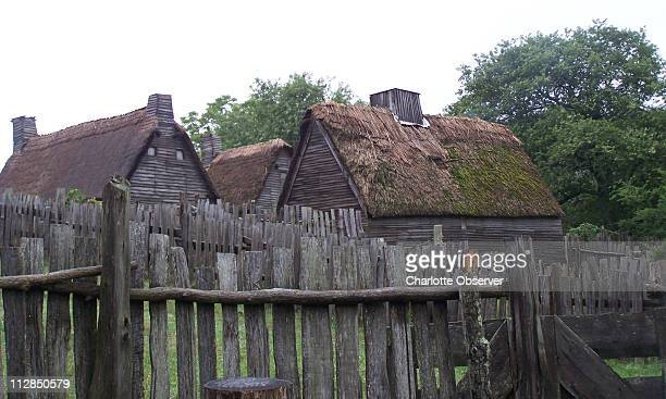 Plimoth Plantation is a scaleddown replica of Plymouth Colony circa 1627 in Plymouth Massachusetts