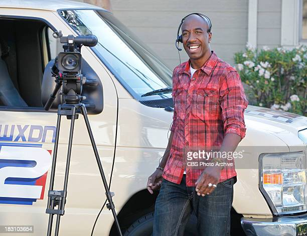 """Plot Twists """" Pictured JB Smoove as Ray When Carol dictates that it's time to rearrange the family's positions in the Millers cemetery plot because..."""
