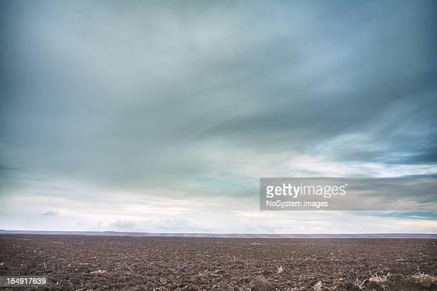 Höheren Lagen endlose field