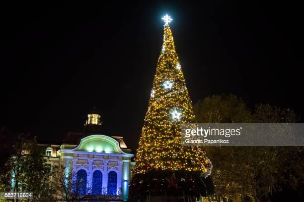 Plovdiv Christmas Tree
