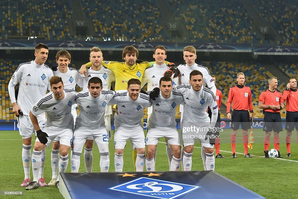 FBL-EUR-C1-DYNAMO-MACCABI : News Photo