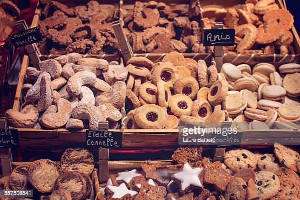 Plätzchen - Typical Alsatian Christmas cookies