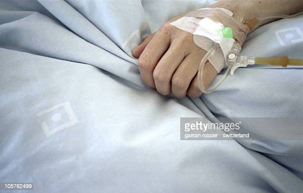 plugged - catheter stock photos and pictures