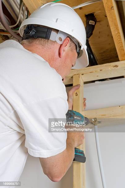 Travaux de plomberie