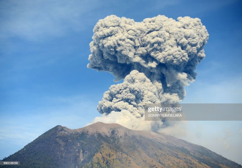 INDONESIA-VOLCANO : News Photo