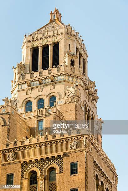 xxxl: plummer building of the mayo clinic in rochester, mn - ogphoto stock photos and pictures