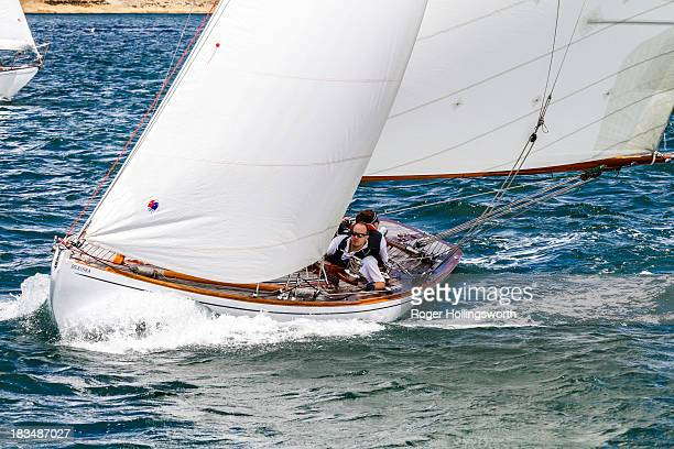 Plus classic boats of all types and size join in with the annual Falmouth Week Classics hosted by the Royal Cornwall Yacht Club. Run as a race but in...