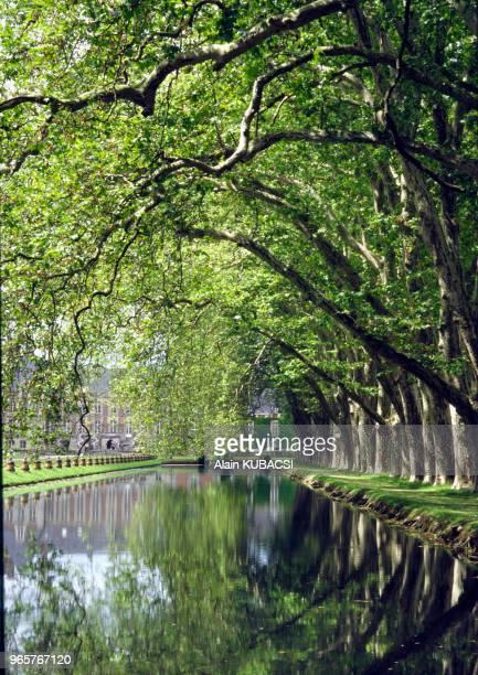 Plus grand jardin d'eau romantique du XVIIà siàcle en France Plus grand jardin d'eau romantique du XVIIà siàcle en France
