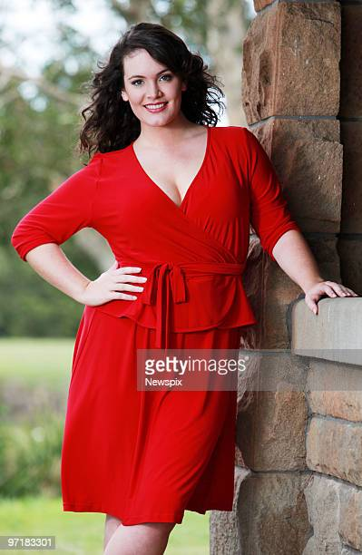 Plus size model Kate Hislop at Centennial Park The wait is over for thousands of averagesized Australian women who until now have been brushed by...