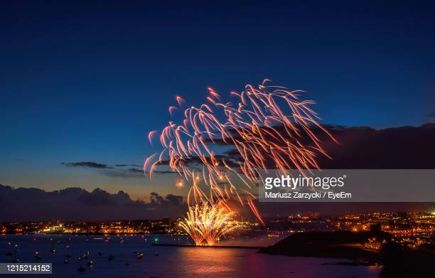 plymout fireworks championship . - championships stock pictures, royalty-free photos & images