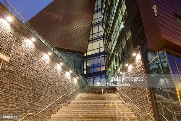 plymouth university - plymouth stock photos and pictures