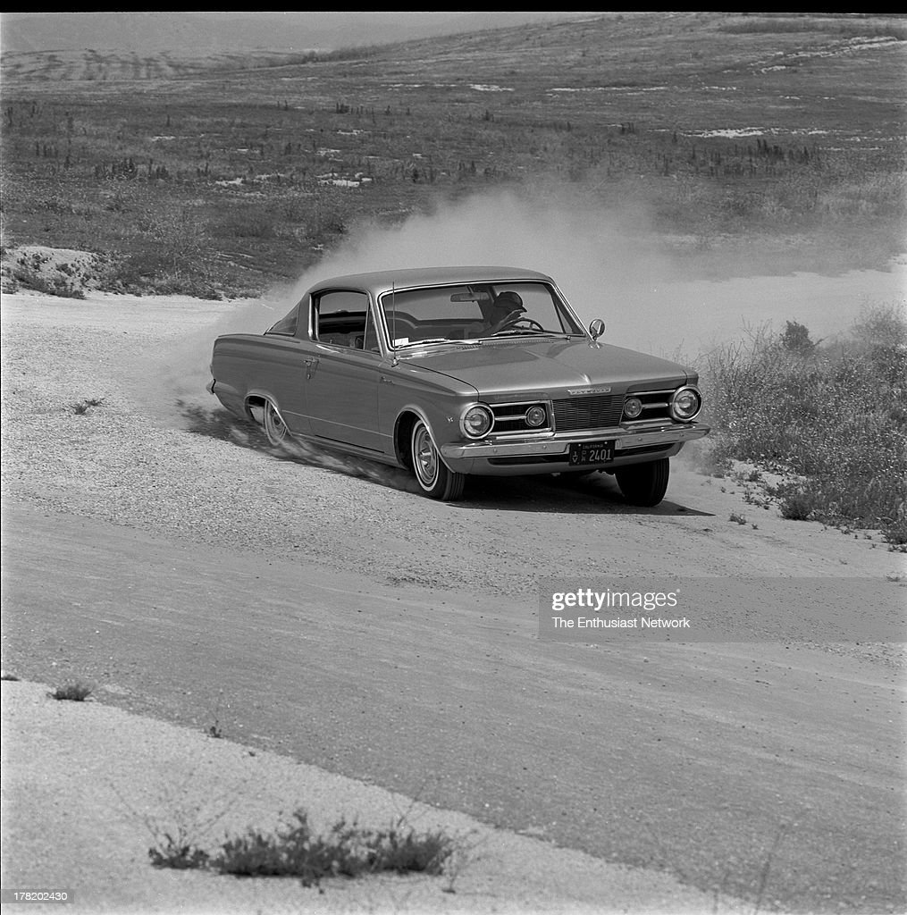 Plymouth Valiant Barracuda Road Test from the August 1964