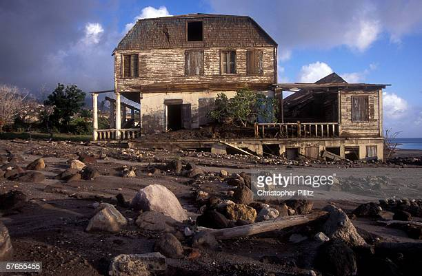 Plymouth's Coconut Hill hotel The oldest on the island 10 years ago the SoufriereHills Volcano erupted and destroyed large parts of the Caribbean...