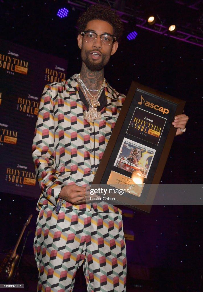 31st Annual ASCAP Rhythm & Soul Music Awards - Inside