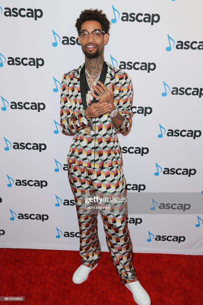 2018 ASCAP Rhythm & Soul Music Awards - Arrivals