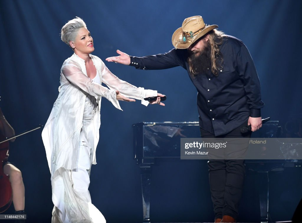 NY: P!nk Beautiful Trauma World Tour