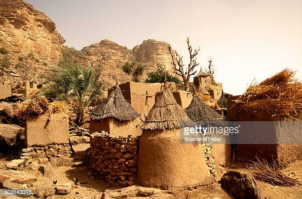 Poblado de Tireli, País Dogon Tireli village, Dogon Country