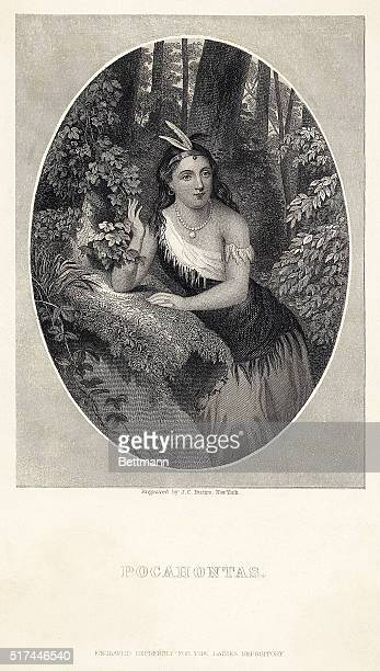 Pocahontas daughter of Chief Powhatan of Powhatan Indians of Virginia She is said to have saved the life of Captain John Smith as Powhatan was about...