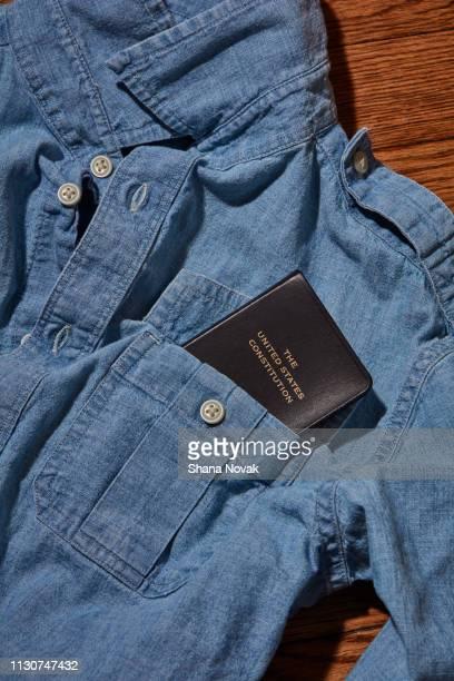 Pocket Size United States Constitution