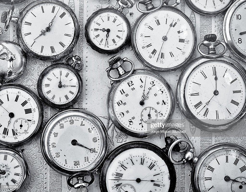 Pocket watch : Foto de stock