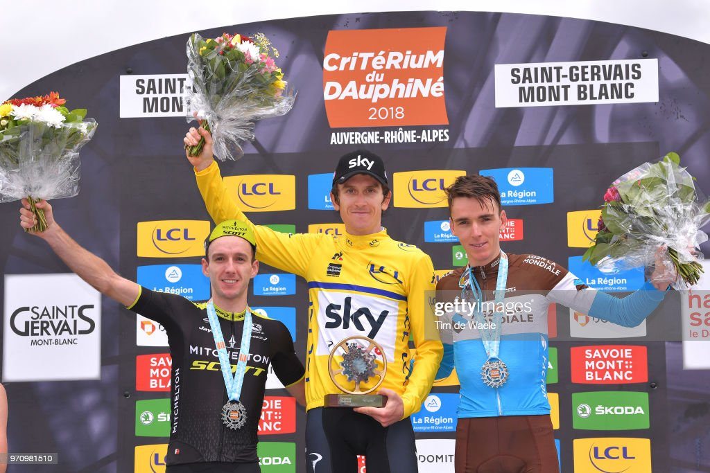 Cycling: 70th Criterium du Dauphine 2018 / Stage 7 : ニュース写真
