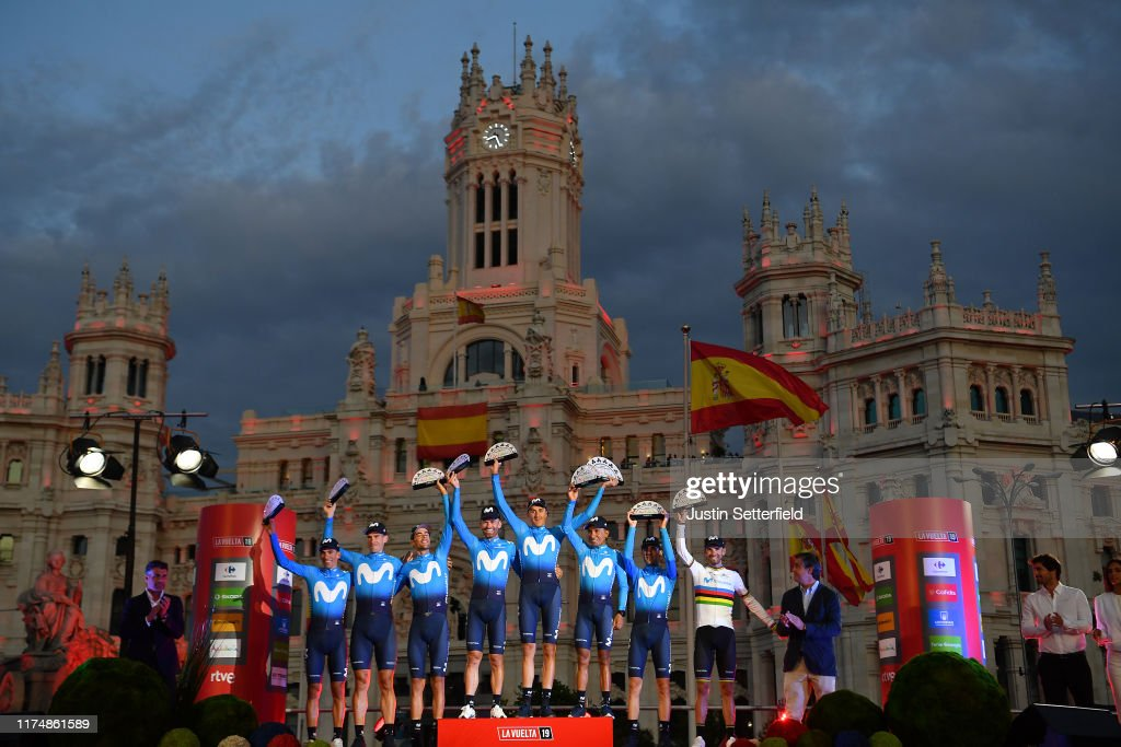 74th Tour of Spain 2019 - Stage 21 : News Photo
