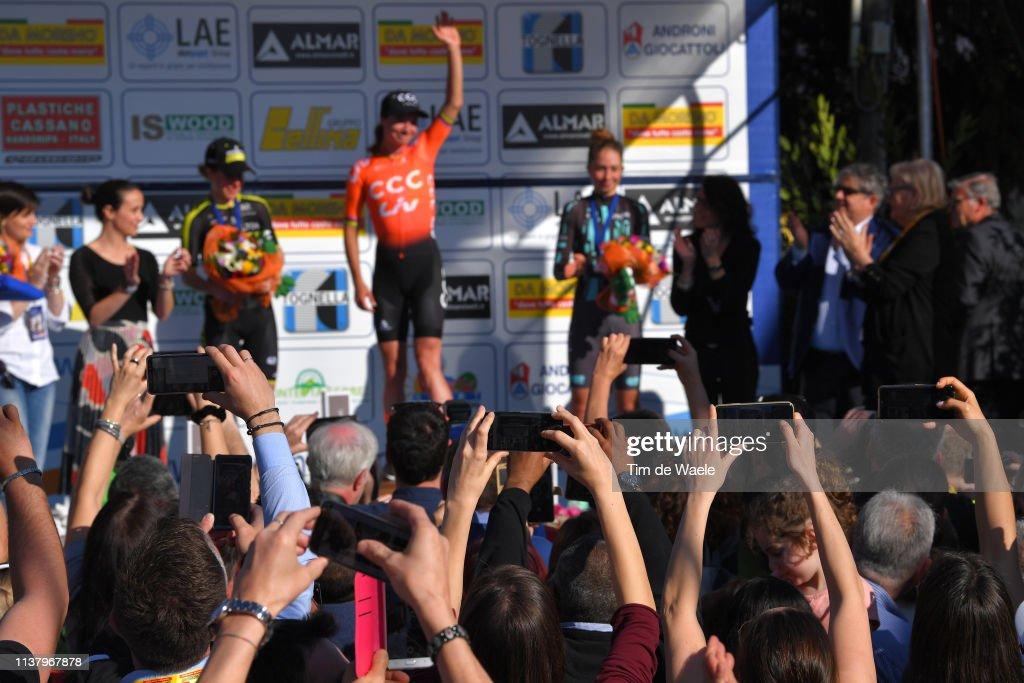ITA: 44th Trofeo Alfredo Binda-Comune di Cittiglio 2019 - Women