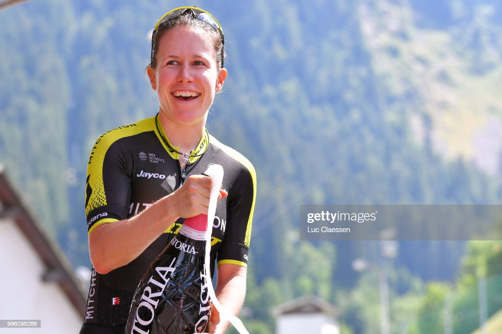 Cycling: 29th Tour of Italy 2018 - Women / Stage 6 : News Photo