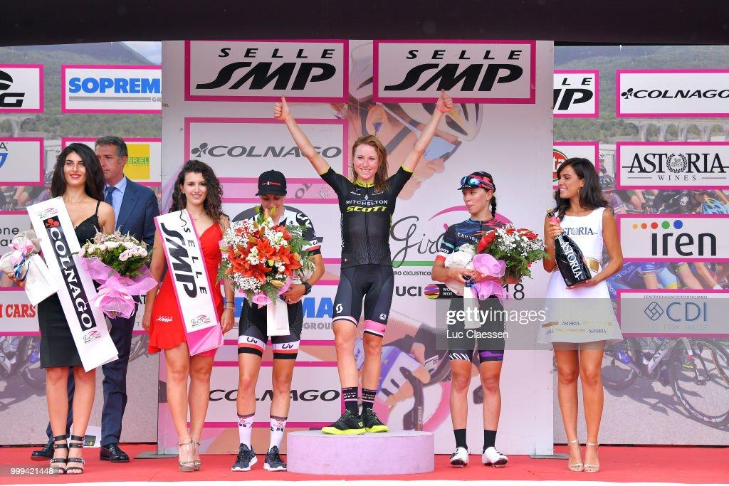 29th Tour of Italy 2018 - Stage Ten