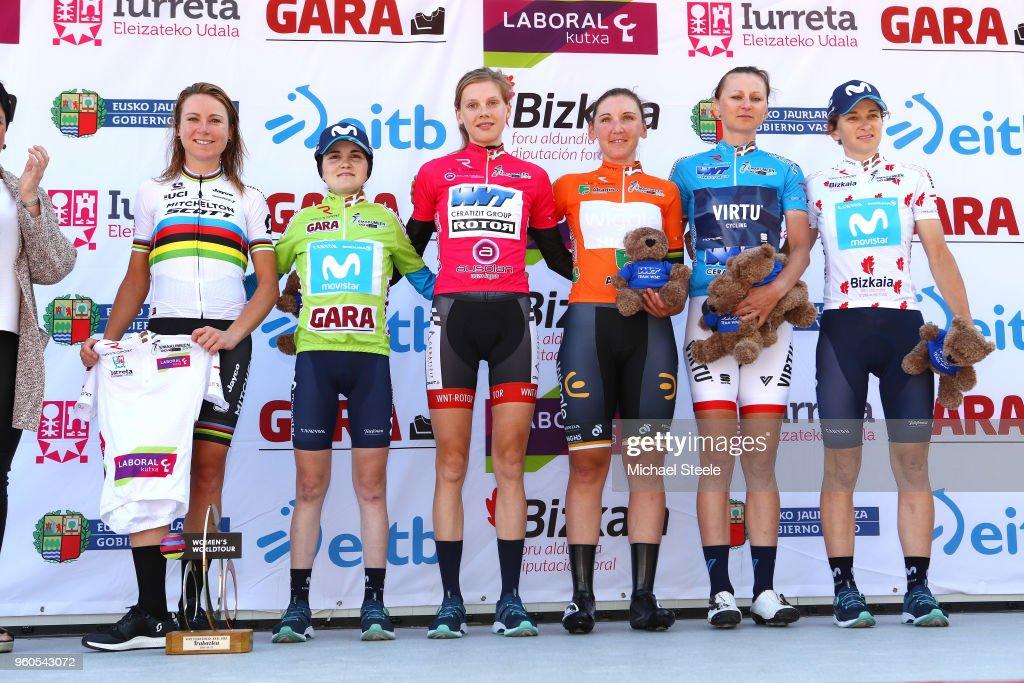 31st Women WT Emakumeen. Bira - Stage 2