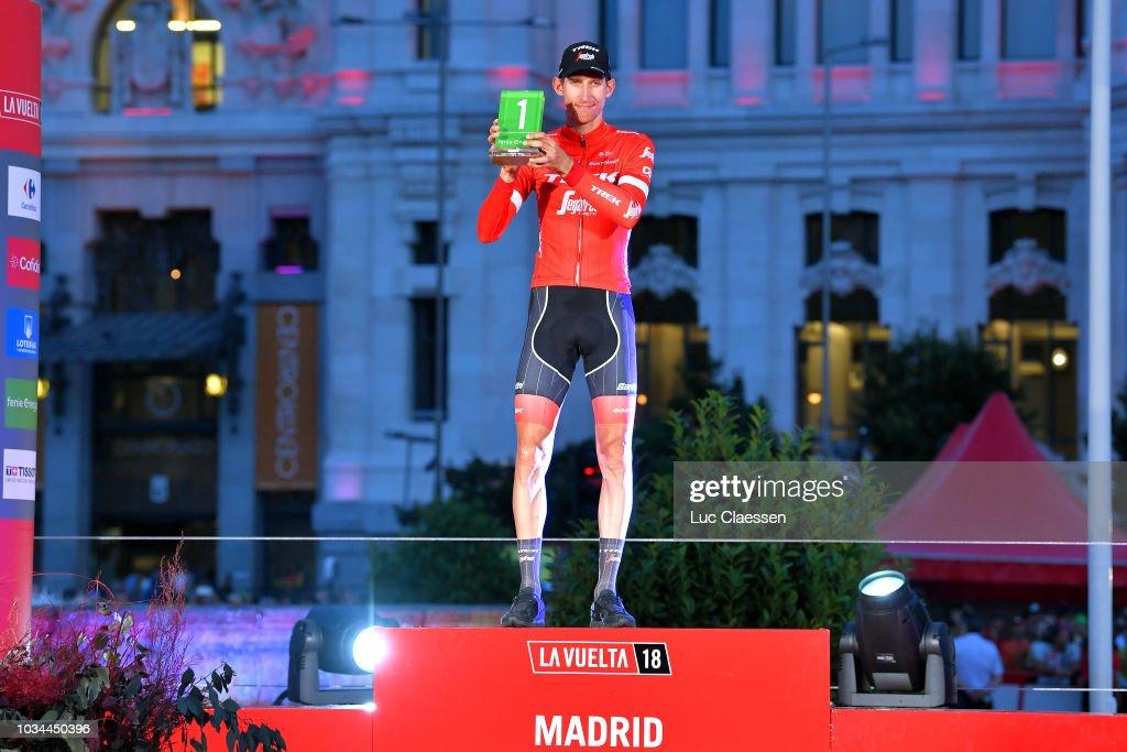 73rd Tour of Spain 2018 - Stage Twenty One