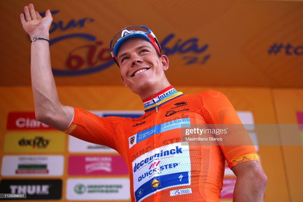 2nd Tour of Colombia 2019 - Stage Four : Nachrichtenfoto