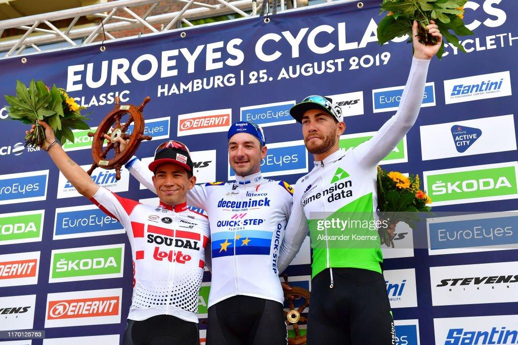 24th EuroEyes Cyclassics Hamburg 2019 : ニュース写真