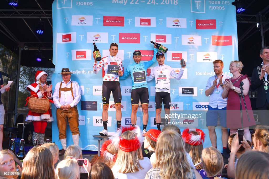 Cycling: 11th Tour des Fjords 2018 / Stage 3 : Nachrichtenfoto