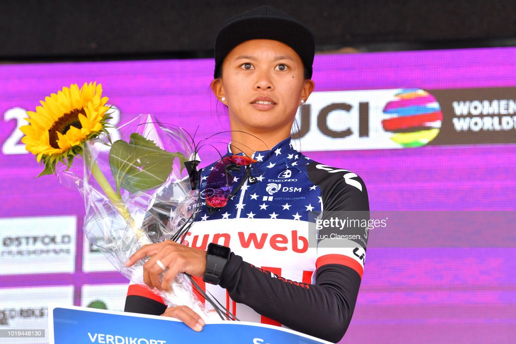 Cycling: 4th Ladies Tour of Norway 2018 / Stage 3 : News Photo