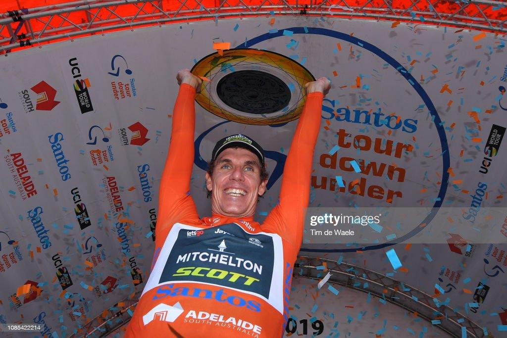 21st Santos Tour Down Under 2019 - Stage 6 : Fotografia de notícias