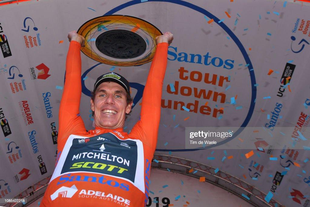 21st Santos Tour Down Under 2019 - Stage 6 : News Photo