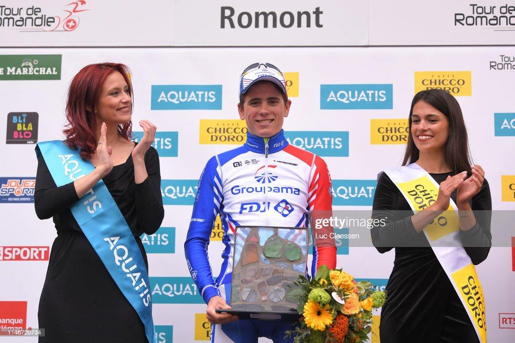 73rd Tour de Romandie 2019 - Stage 3 : Photo d'actualité