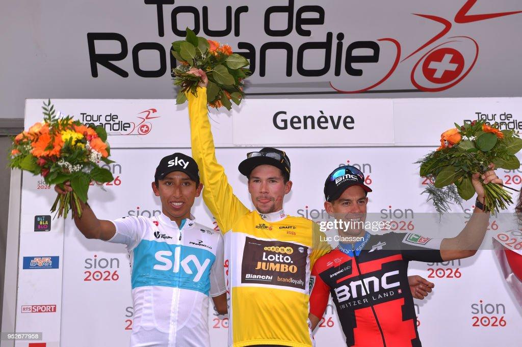 72nd Tour de Romandie 2018 - Stage Five