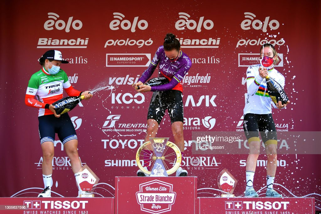 Eroica - 7th Strade Bianche 2021 - Women's Elite : ニュース写真