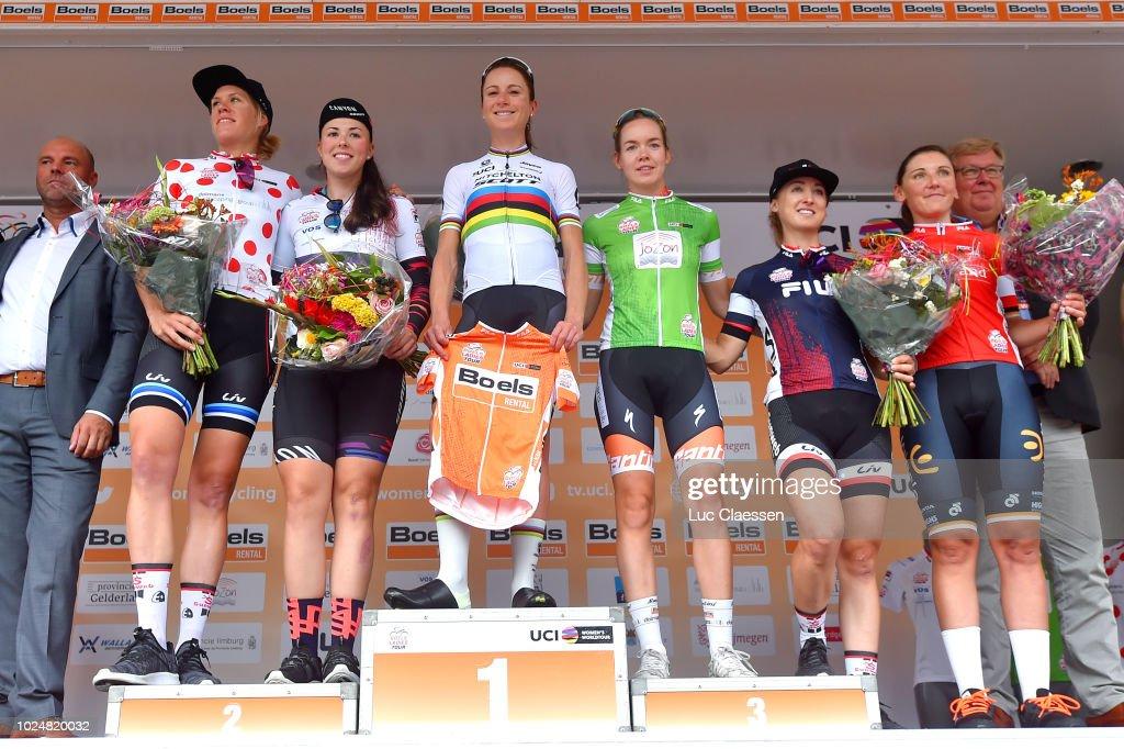 21st Boels Rental Ladies Tour 2018 - Stage 1