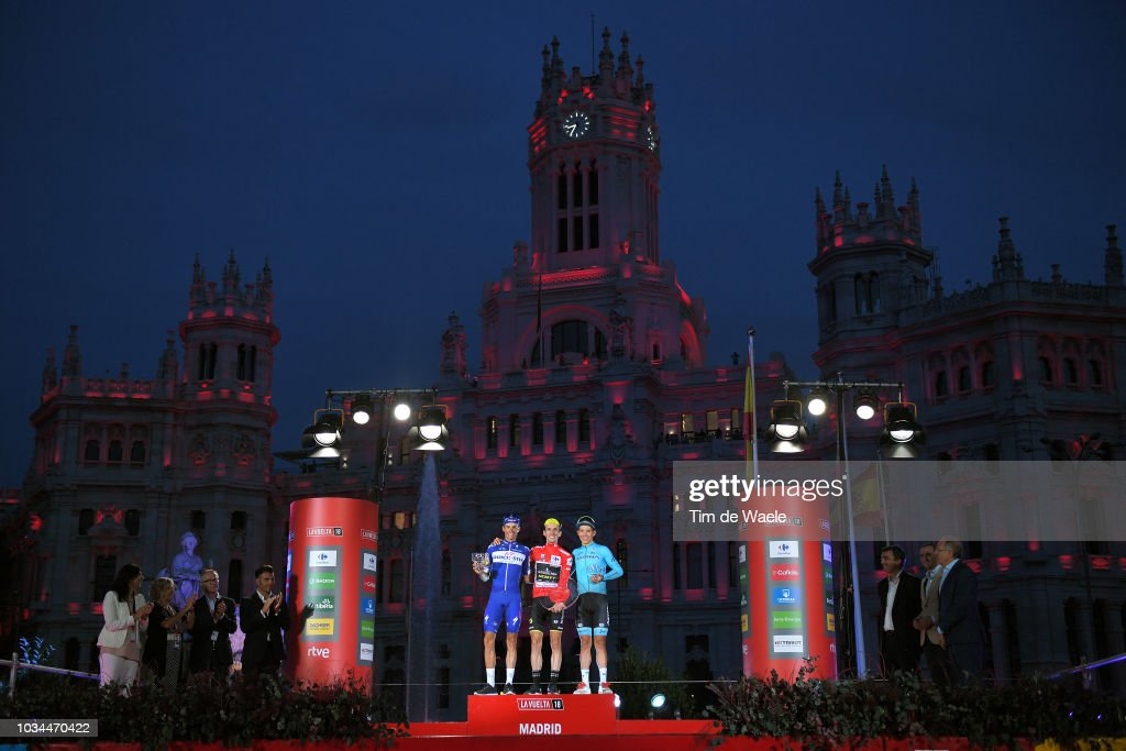 Cycling: 73rd Tour of Spain 2018 / Stage 21 : Nachrichtenfoto