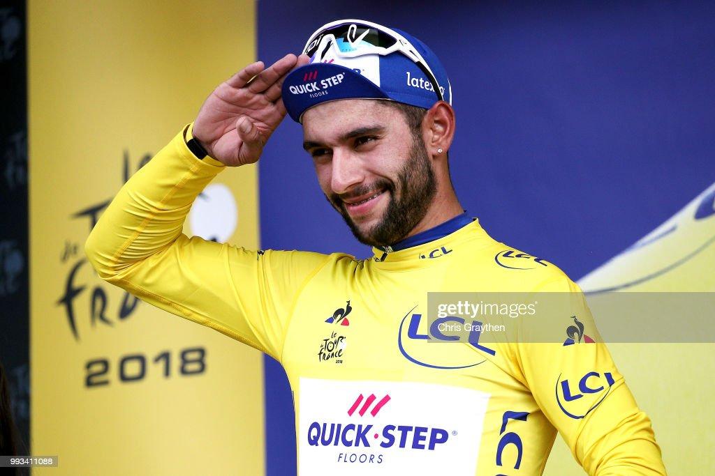 Cycling: 105th Tour de France 2018 / Stage 1 : Nachrichtenfoto