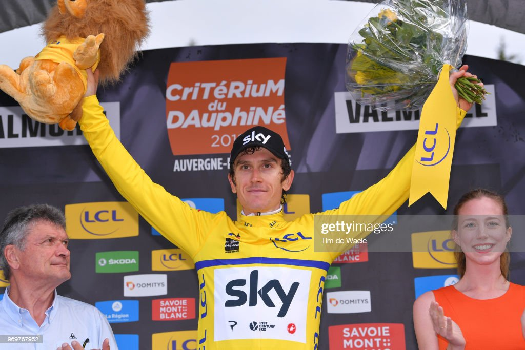 Cycling: 70th Criterium du Dauphine 2018 / Stage 5 : News Photo