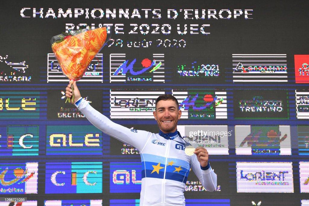 26th UEC Road European Championships 2020 - Men's Elite Road Race : ニュース写真