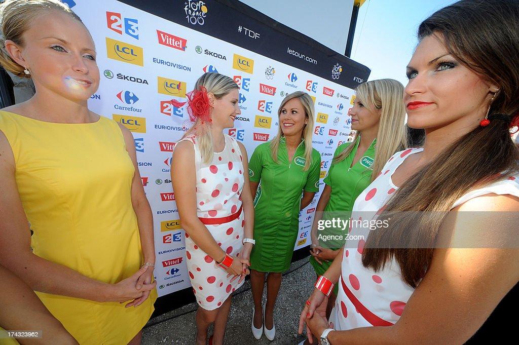 Le Tour de France 2013 - Stage Twenty : News Photo