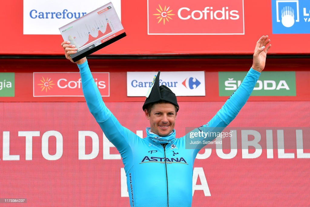 74th Tour of Spain 2019 - Stage 16 : News Photo
