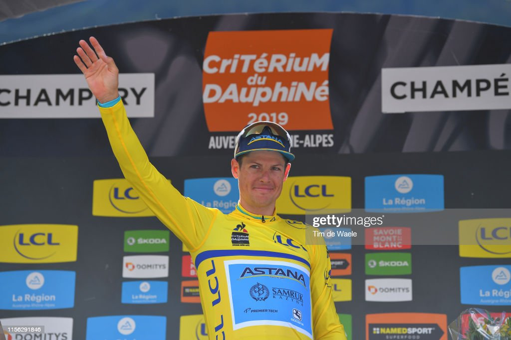 71st Criterium du Dauphine 2019 - Stage Eight : ニュース写真