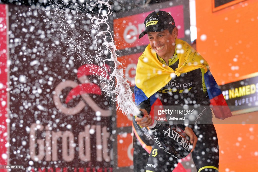 102nd Giro d'Italia - Stage 19 : ニュース写真