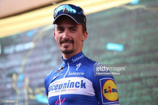 Podium / Julian Alaphilippe of France and Deceuninck-Quickstep Team / Celebration / during the 2nd Tour of Colombia 2019, Stage 6 a 173,8km stage...